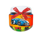 Potinho de Pl�stico Hot Wheels