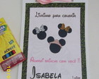 Mickey Safari - Caderno de Colorir