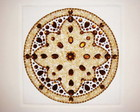 Mandala Citrino
