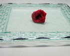 Prato de Vidro / Exclusive Glass Plate
