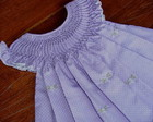 Vestido casinha de abelha pos lils