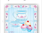 Kit Decoupage JKD-013