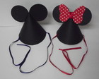 Chap�u da Minnie e Mickey