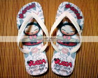Sandlias Havaianas Personalizadas Pucca