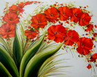 PAINEL FLORAL 50X70 COD 497