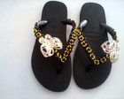 havaiana borboleta