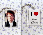 Chaveiro I Love Mr. Darcy - vers�o 2005