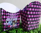 Monster High caixa para batata
