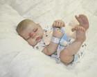 Bebe Reborn Nataniel - FRETE GRATIS