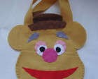 Bolsa Muppets Fozzie