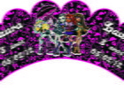 FORMINHA DE DOCE - MONSTER HIGH