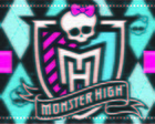ETIQUETA PARA GUA - MONSTER HIGH
