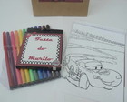 Kit para colorir carros