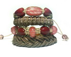 MIX SHAMBALLAS QUARTZO ROS�