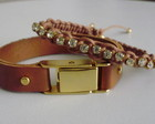 CONJUNTO DE BRACELETE E PULSEIRA