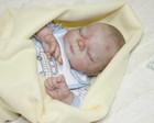 Bebe Reborn Joao -ADOTADO!!!