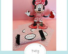 chocolate personalizado minnie