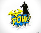 Aplique Paper Toy Batman