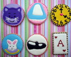 Cookies Disney Alice 1
