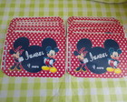 Mini marmitinha Mickey e Minnie