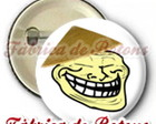 BOTON 2,5cm TROLL FACE JAPONES