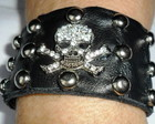 Pulseira da caveira