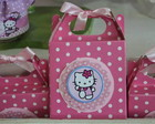Hello Kitty itens para festa