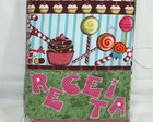 Capa c/ Caderno de Receitas FESTA