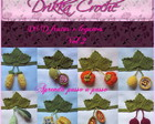 DVD Mini frutas de croche