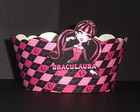 Wrapper para cupcake Monster High