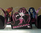Forminhas Monster High