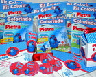 Kit Galinha Pintadinha exclusivo