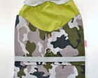 Mochila Infantil Roupa Camuflada