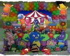Decora��o de Festas Backyardigans