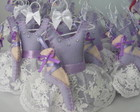 Mini vestidos de bailarina.