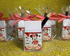 Mini porta bloquinhos - Minnie 2