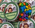 Lembrancinha Safari Personalizada