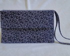 Bolsinha de mo / Clutch para canhota