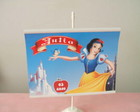 Banner de mesa da Branca de Neve