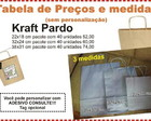 Sacola Kraft