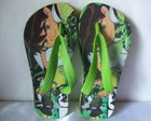 Chinelo Personalizado infantil Ben 10