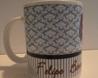 CANECA DE LOUA BATIZADO