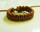 Pulseira shambala - mostarda