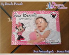 Ímã Minnie Pink