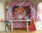 festa clean barbie