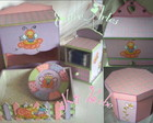 Kit Bebe Borboleta 6 pe�as