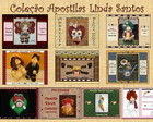Coleo Apostilas Linda Santos - Biscuit