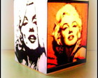 LUMINARIA MARILYN MONROE II