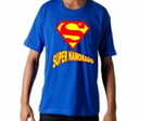 Camiseta Super NAMORADO