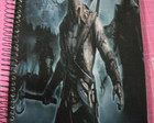 Caderno Assassin's Creed 3 - 10 mat�rias